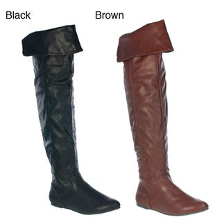 I-Comfort Women's Over-the-Knee Boots