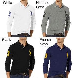 POLO Ralph Lauren Long-Sleeved Custom Big Pony