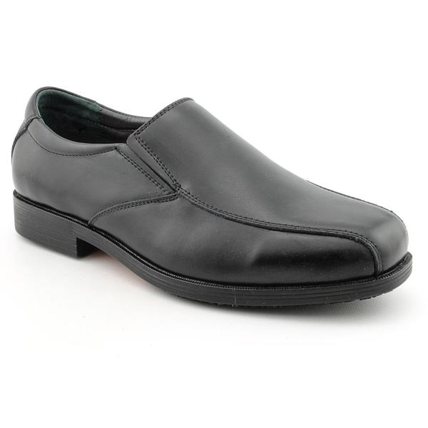 Genuine Grip Men's '9550' Leather Occupational Wide