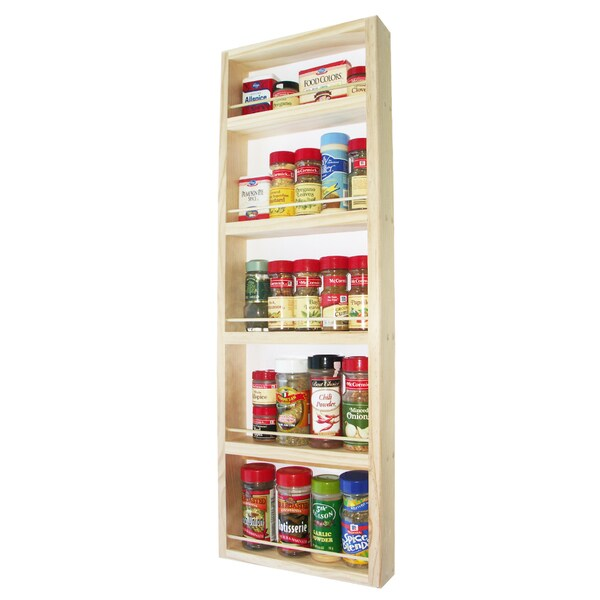 Small Countertop Spice Rack : Spice Racks Wall Spice Racks Countertop Spice Racks