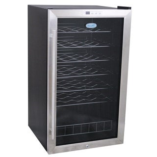 NewAir AWC-330 33 Bottle Compressor Wine Cooler