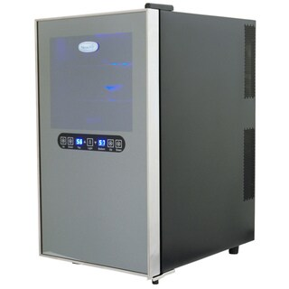 NewAir AW-182ED 18 Bottle Dual Zone Wine Cooler