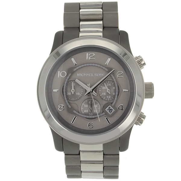Michael Kors Men's Runway Stainless Steel Watch