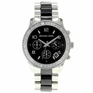 Michael Kors Women's Runway Stainless Steel Watch