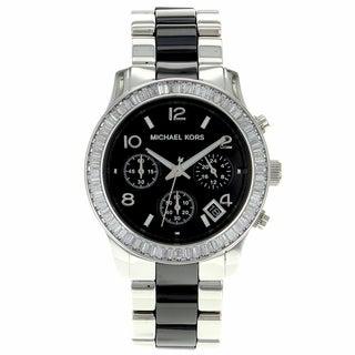 Michael Kors Women's Runway Stainless Steel Watch