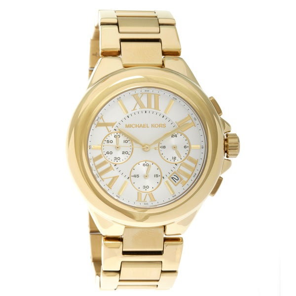 Michael Kors Women's MK5635 Camille Stainless Steel Watch