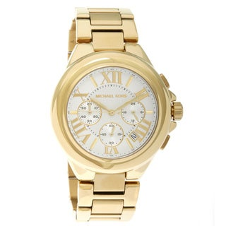 Michael Kors Women's Camille Stainless Steel Watch
