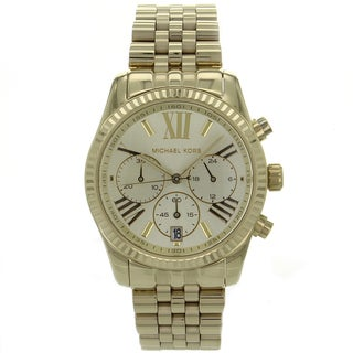 Michael Kors Women's MK5556 Lexington Chronograph Watch