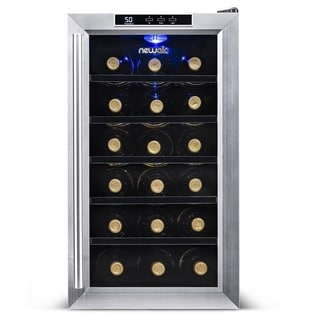 NewAir Appliances Thermoelectric 18-Bottle Wine Cooler