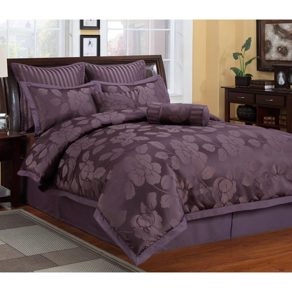 Samantha 8-piece Comforter Set