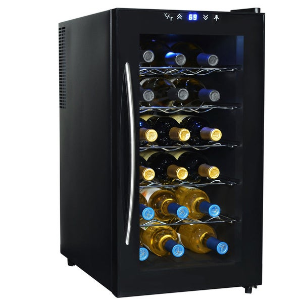 NewAir Appliances Thermoelectric Compact Wine Cooler