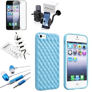 BasAcc Case/ Screen Protector/ Headset/ Mount for Apple� iPhone 5