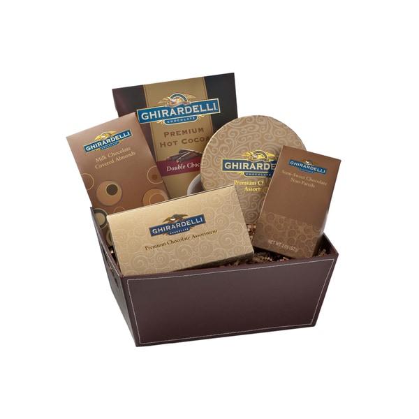 Ghirardelli Sampler Gift Box
