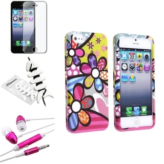 BasAcc Case/ Screen Protector/ Headset/ Wrap for Apple� iPhone 5