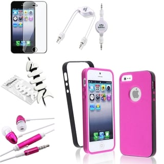 BasAcc Case/ Screen Protector/ Headset/ Wrap for Apple® iPhone 5