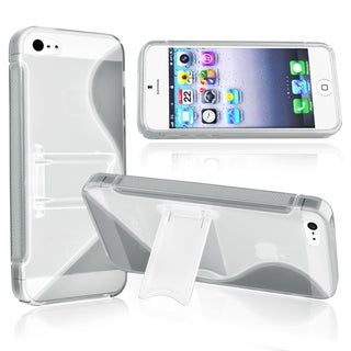 BasAcc Smoke S Shape TPU Case for Apple� iPhone 5