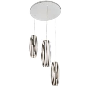 Alternating Current Chroman Empire 1-light Chrome Pendant Cluster