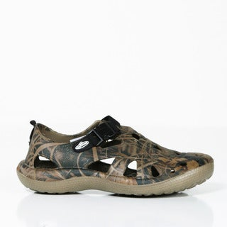 Team Realtree Men's Daytona Camo Clogs