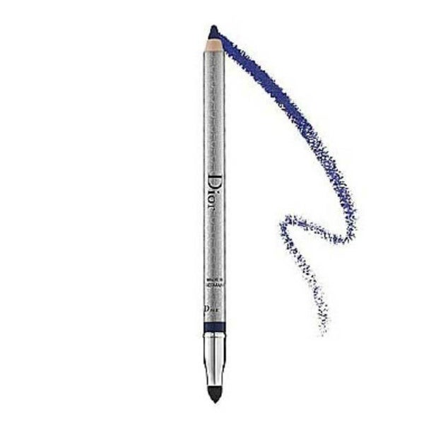 Dior Long Wear Captivating Blue Waterproof Eyeliner Pencil