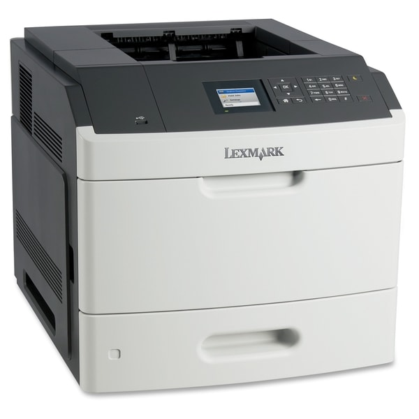 Lexmark MS811DN Laser Printer - Monochrome - 1200 x 1200 dpi Print -