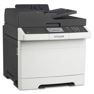 Lexmark CX410E Laser Multifunction Printer - Color - Plain Paper Prin