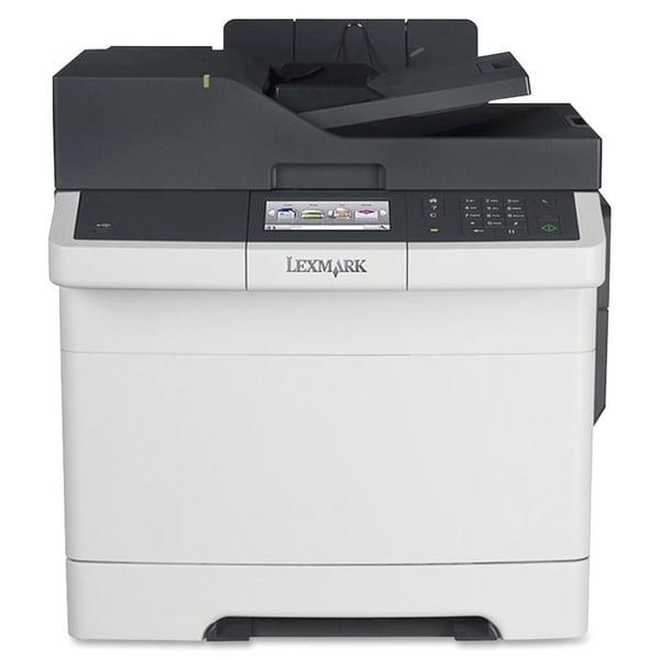 Lexmark CX410DE Laser Multifunction Printer - Color - Plain Paper Pri