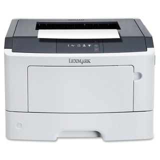 Lexmark MS310D Laser Printer - Monochrome - 1200 x 1200 dpi Print - P