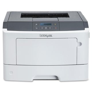 Lexmark MS410DN Laser Printer - Monochrome - 1200 x 1200 dpi Print -