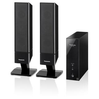 Panasonic SC-HTE1 2.0 Speaker System - 40 W RMS