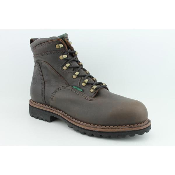 "Georgia Men's '6"" Renegade' Leather Occupational (Size 10)"