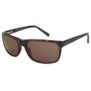 Kenneth Cole Reaction KC2412 Men's Rectangular Sunglasses