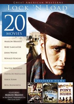 Great American Westerns: Lock 'N Load (DVD)