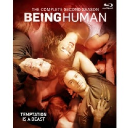 Being Human: The Complete Second Season (Blu-ray Disc)