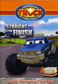 Monster Truck Adventures: Straight to the Finish (DVD)