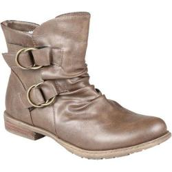Women's Da Viccino Bailey-02 Brown