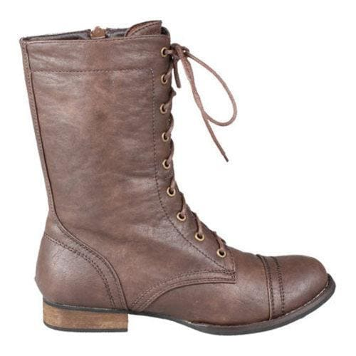 Women's Da Viccino Libby-01 Brown
