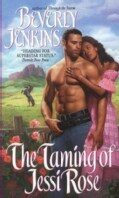 The Taming of Jessi Rose (Paperback)