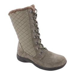 Women's Propet Alta Tall Lace Gunsmoke