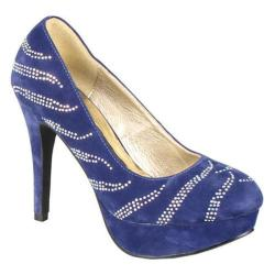 Women's Da Viccino Vala-02 Blue