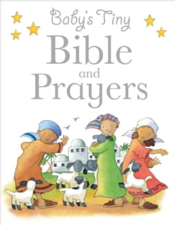 Baby's Tiny Bible and Prayers (Hardcover)