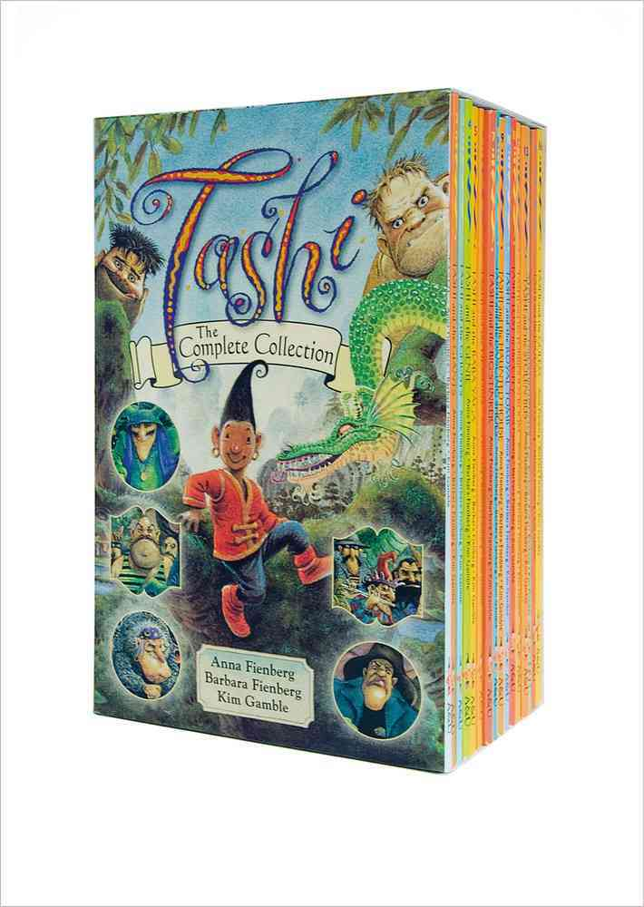 Tashi: The Complete Collection (Paperback)