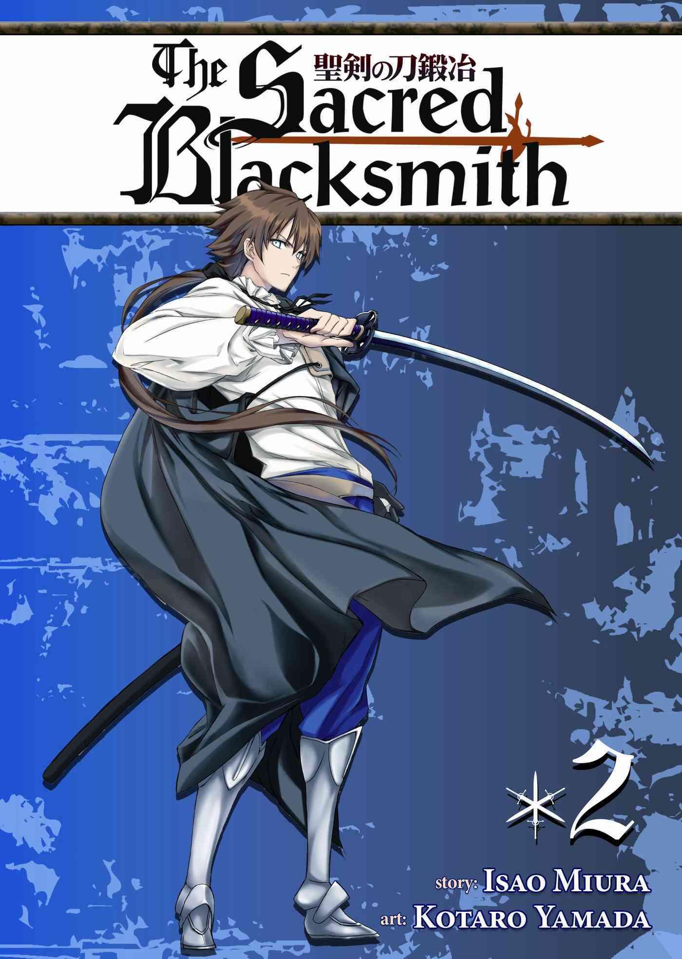 The Sacred Blacksmith 2 (Paperback)