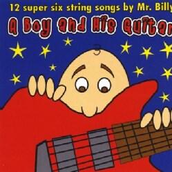 MR. BILLY - BOY & HIS GUITAR