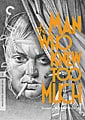 The Man Who Knew Too Much - Criterion Collection (DVD)