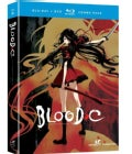 Blood-C: The Complete Series (Blu-ray/DVD)