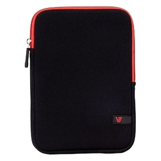 "V7 Ultra TDM23BLK-RD-2N Carrying Case (Sleeve) for 8"" iPad mini, Tabl"