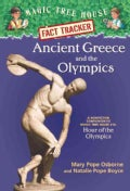 Ancient Greece and the Olympics: A Nonfiction Companion to Magic Tree House #16: Hour of the Olympics (Paperback)