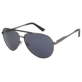 Kenneth Cole Reaction KC2415 Men's Aviator Sunglasses