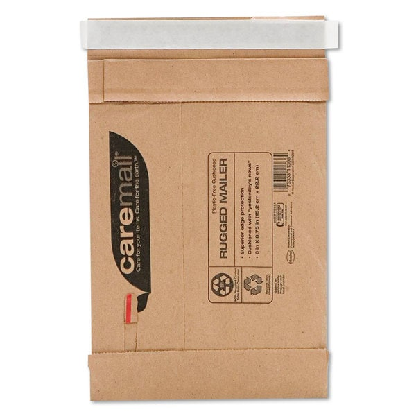 Caremail Light Brown Caremail Rugged Padded Mailer