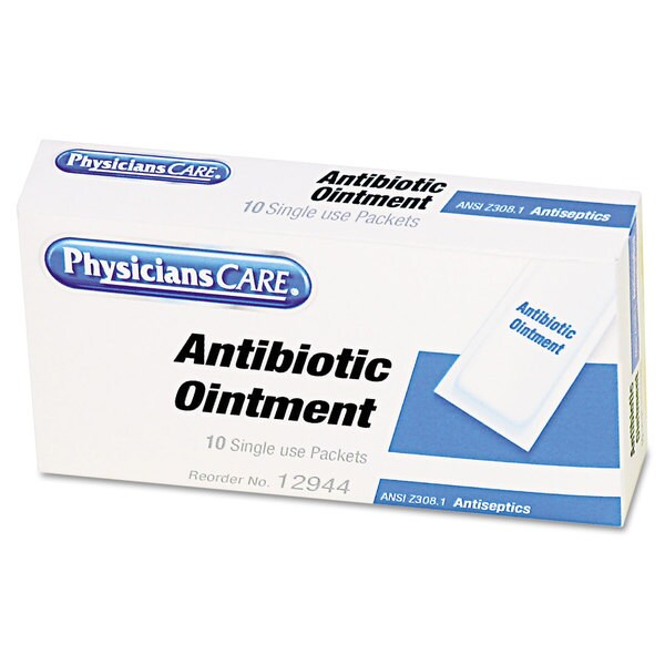 Physicians Care Antibiotic Ointment Refill Kit (Pack of 10)
